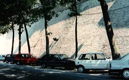 Consolidamento e restauro Mura Urbiche di Macerata